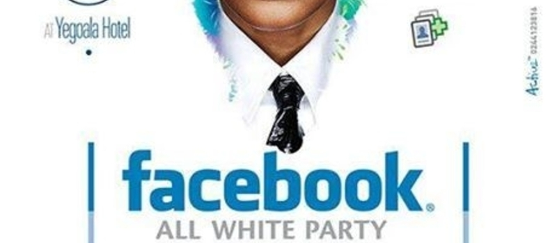 X30 FACEBOOK ALL WHITE PARTY