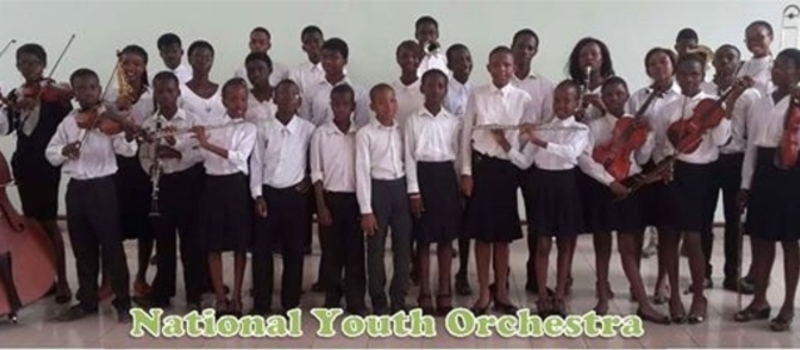 National Youth Orchestra of Nigeria Summer Training & Concert