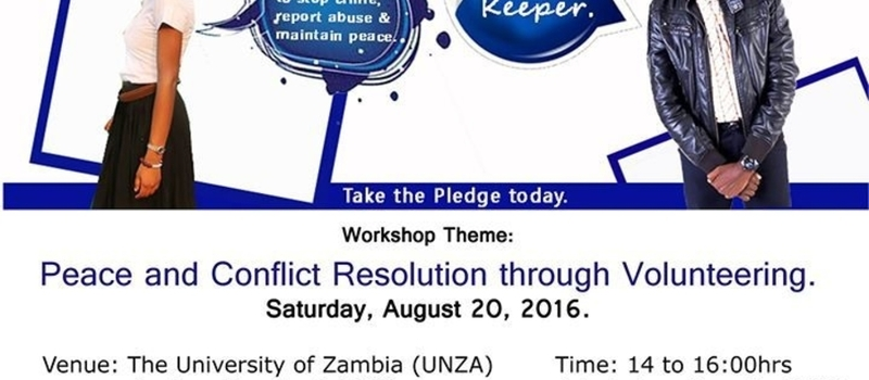 Peace & Conflict Resolution Workshop