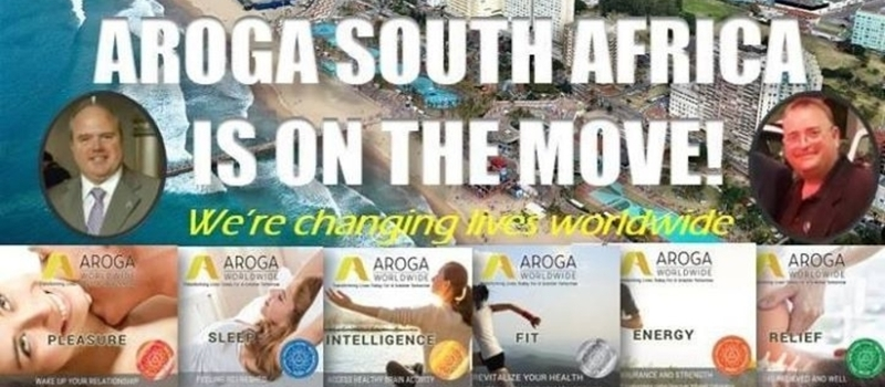 Aroga South Africa Is On The Move