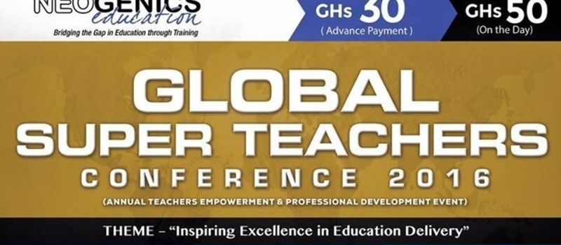 GLOBAL SUPER TEACHERS CONFERENCE 2016 - ACCRA (Hub 3)
