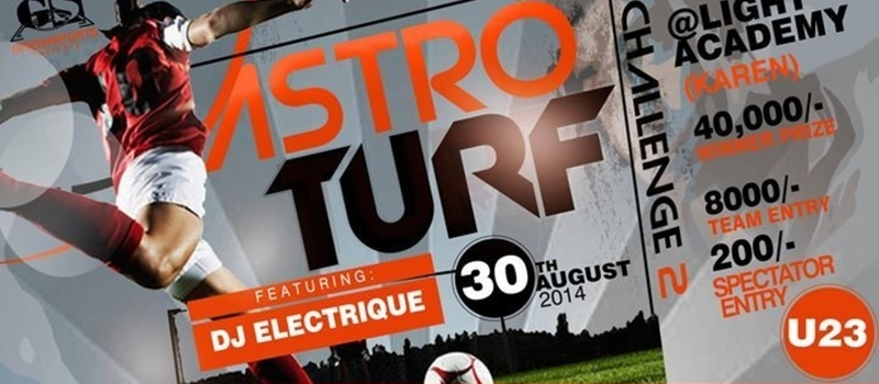 GREEN SPORTS: ASTRO TURF CHALLENGE II