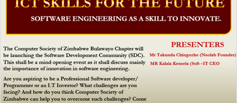 Bulawayo launch Software Development Community