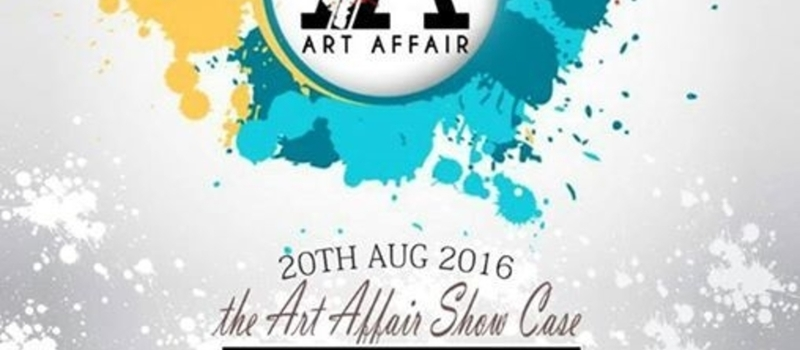 The Art Affair Show Case 2016