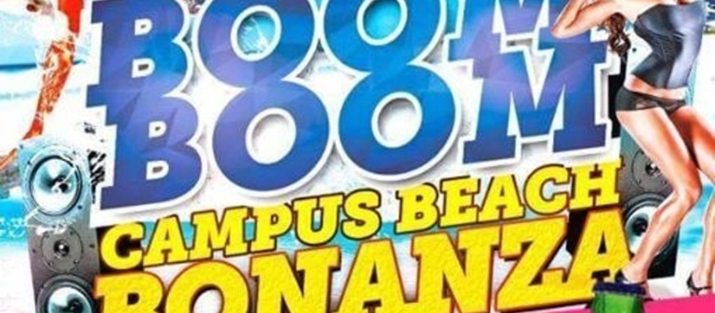 #Boom_Boom_Campus_Fest_Beach_Bonanza 20th August Sports  Beach Entebbe