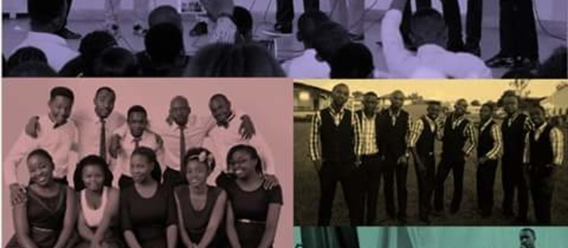 AN HOUR OF MUSIC WITH RUDO ACAPPELLA ZAMBIA