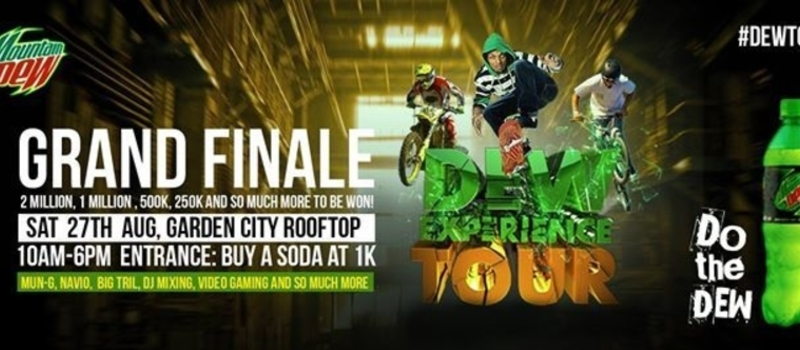 Mountain Dew Uganda Tour Grand Finale