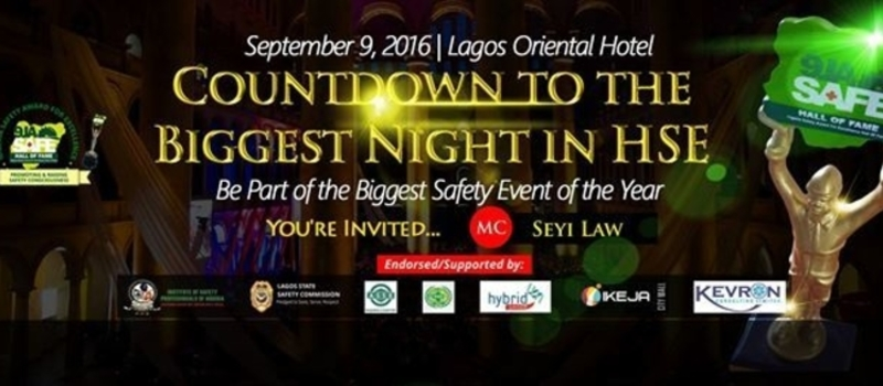 Nigeria Safety Award for Excellence(9ja Safe Awards)