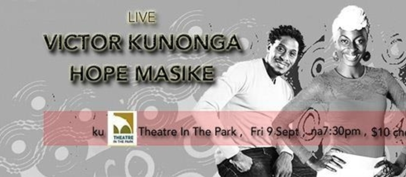 Hope Masike and Victor Kunonga LIVE