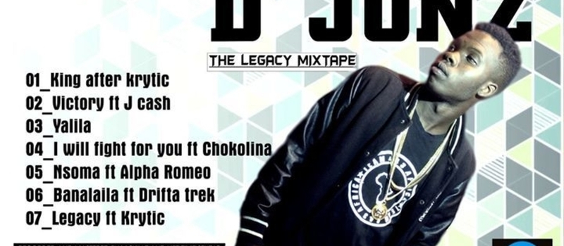 D Jonz #The_Legacy Mixtape Release