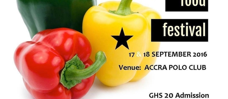 The 3rd Accra Food Festival