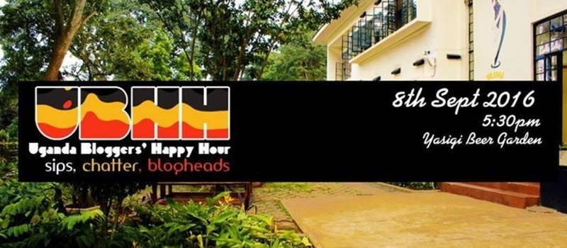 Uganda Bloggers' Happy Hour