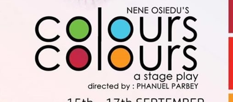 Colours Colours (a Stage Play)