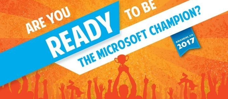 Launch of the 2017 Microsoft Office Specialist World Championships