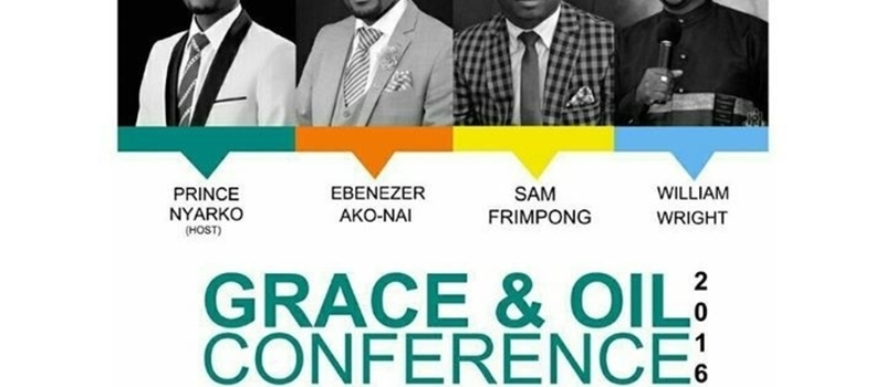 Grace And Oil Conference..