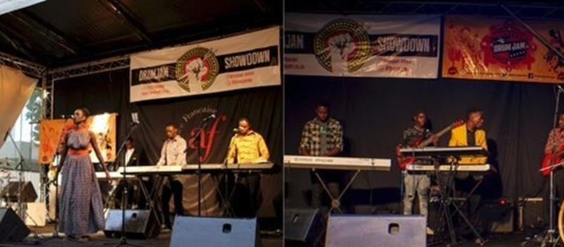 DrumJam Showdown 18th Sept. The SemiFinals