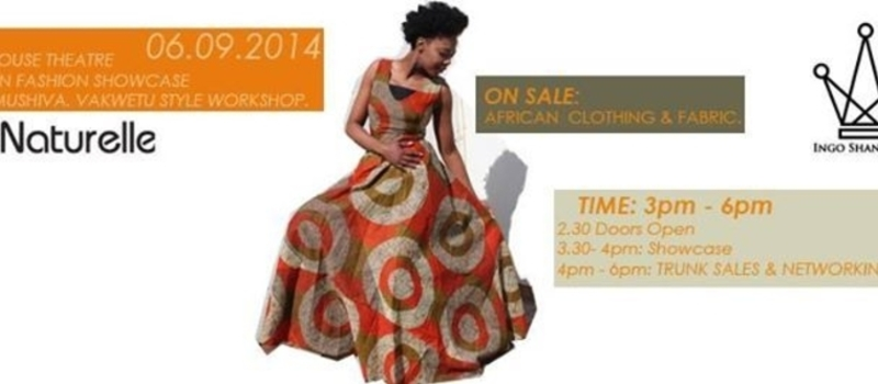 WINDHOEK AFRICAN FASHION SHOWCASE