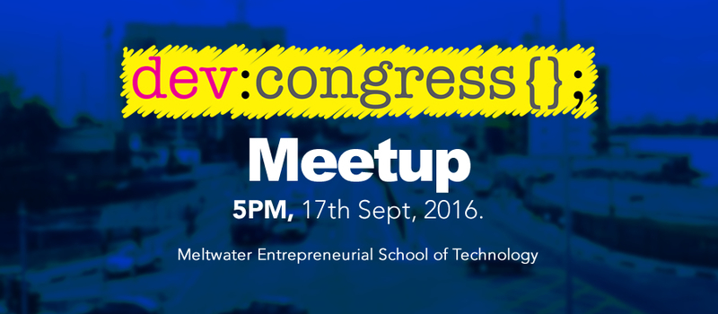 DevCongress Meetup