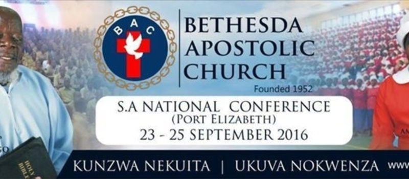 South Africa Conference 2016 - Port Elizabeth