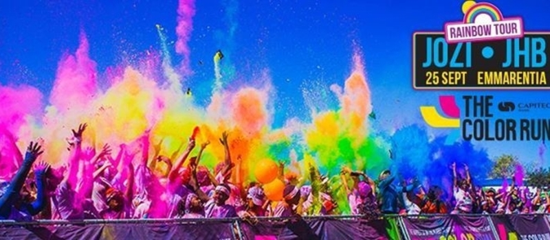 The Color Run - Joburg