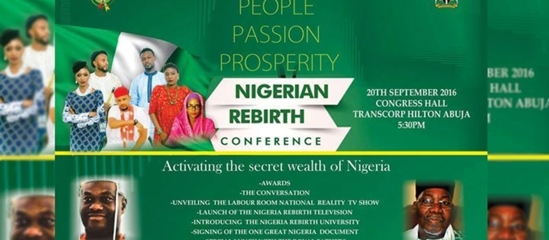 The Nigeria Rebirth Conference