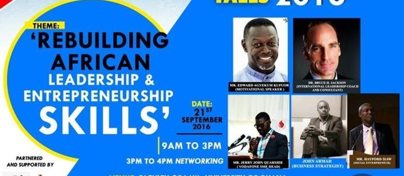 Young African Leaders and Entrepreneurs Summit 2016
