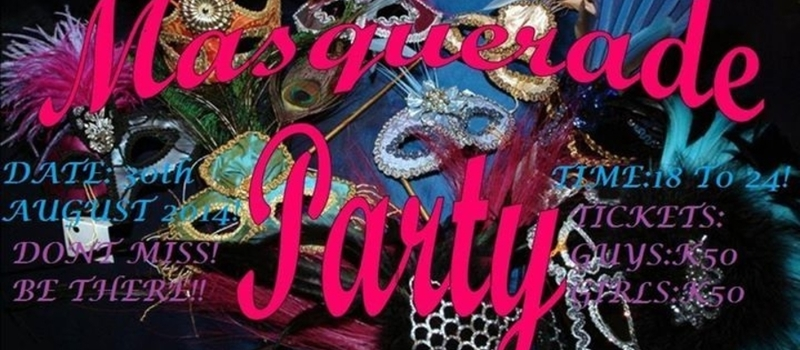 THE OUT ALL NIGHT MASQUERADE PARTY!!!!