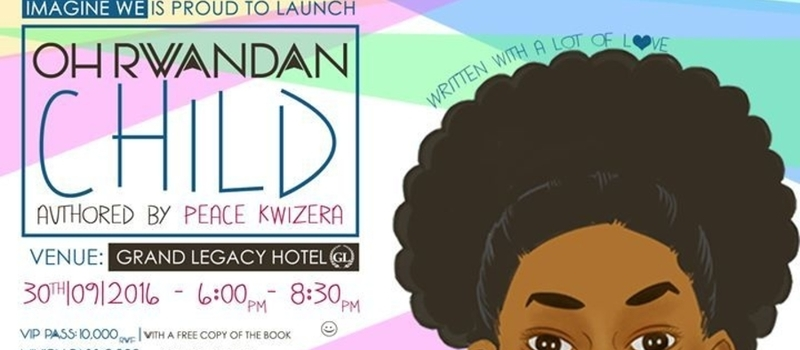 Book Launch 'Oh Rwandan Child'