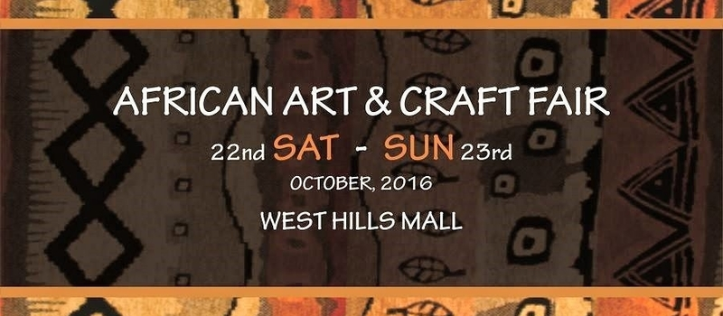 AFRICAN ART and CRAFT FAIR (2nd Edition)