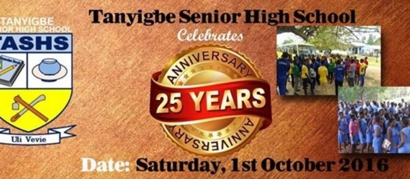 TASHS 25th Anniversary Celebration