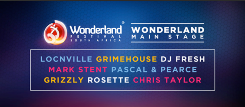 Wonderland Festival - Main Stage