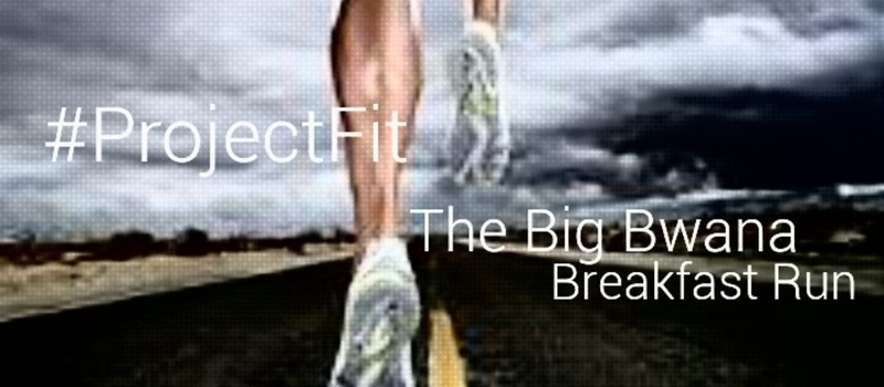 The ProjectFit 'Big Bwana Breakfast' Fitness Challenge