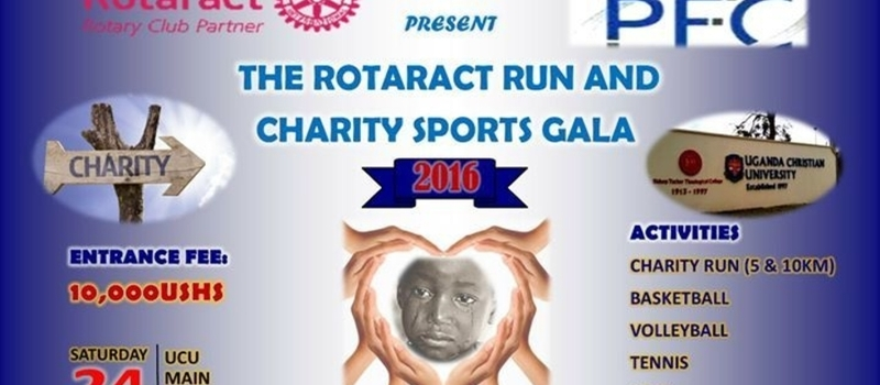 ROTARACT RUN AND CHARITY SPORTS GALA