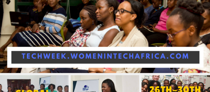Women in Tech Week by Women in Tech Africa
