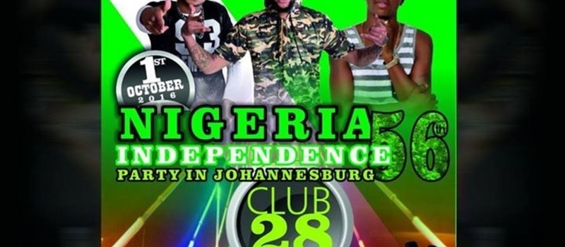 Nigerian Independence Party In JOHANNESBURG