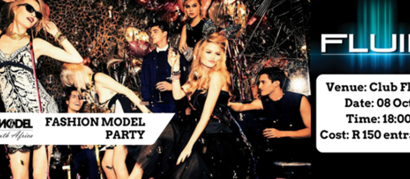 Fashion Model Party 2016