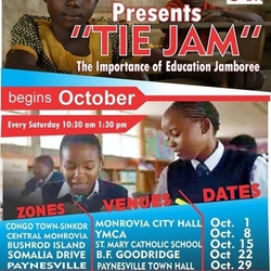 TIE- JAM (The Importance of Education Jamboree)