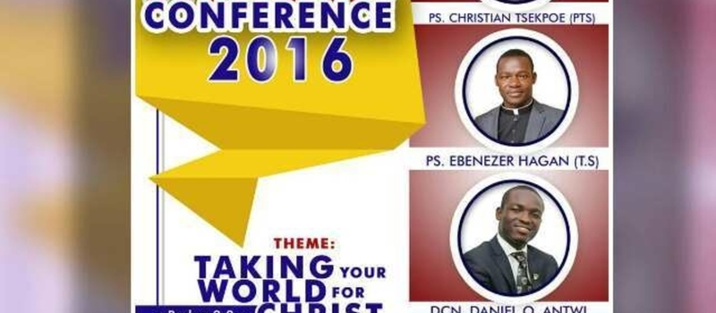 "Tertiary Students"" Conference 2016"