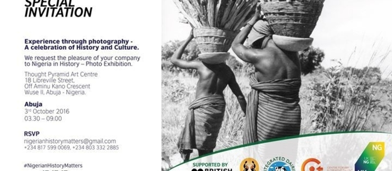 Nigeria in History - Photo Exhibition