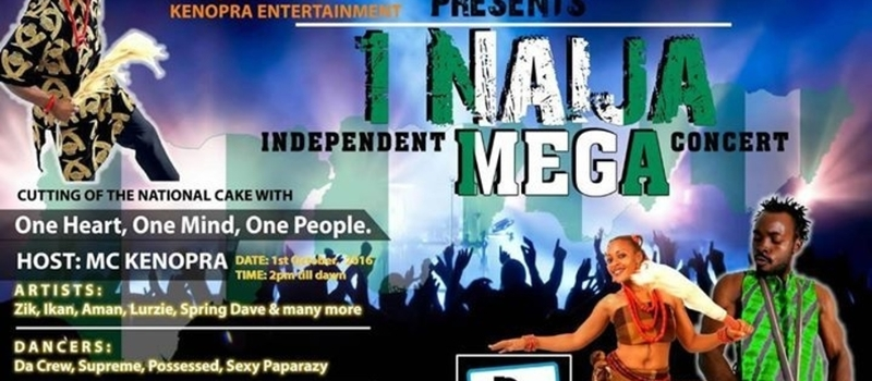 One Naija Indepedent Mega Concert