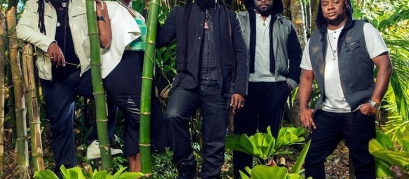 Morgan Heritage Concert LIVE in Zimbabwe at HICC