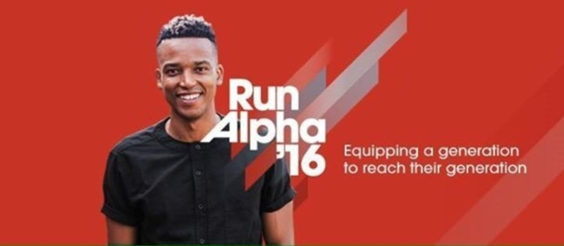 Run Alpha conference