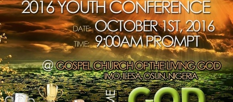 2016 YOUTH Conference