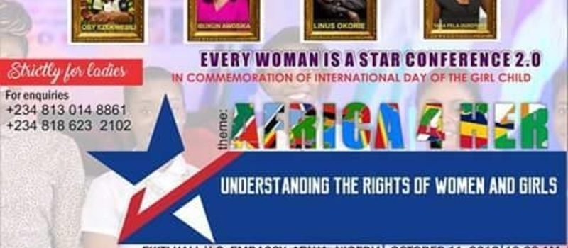 EVERY WOMAN IS A STAR CONFERENCE 2016