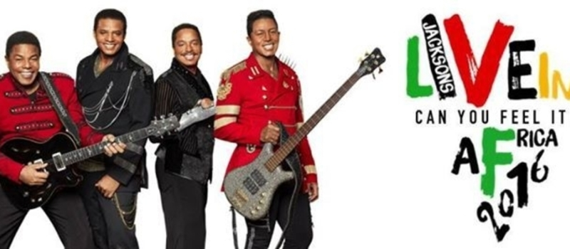 The Jacksons at Delicious Festival South Africa