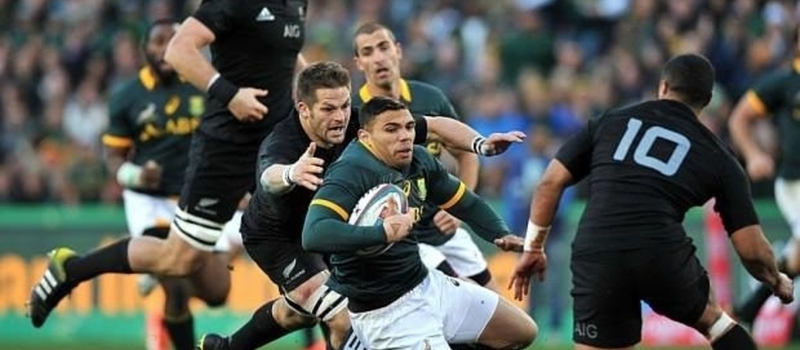 South Africa vs New Zealand (Rugby)