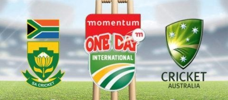 2016 Momentume One Day International, South Africa vs Australia