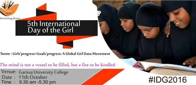 International Day Of The Girl,Garissa Edition