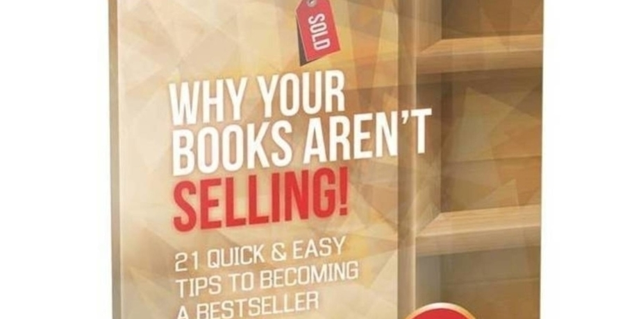 Why Your Books Are Not Selling? Webinar!