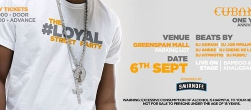 The #Loyal Street Party
